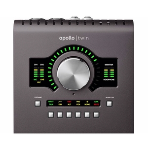 Universal audio Apollo Twin MKii Duo interfejs audio